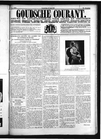 Goudsche Courant 1937-06-24