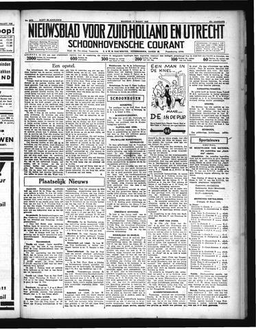 Schoonhovensche Courant 1935-03-11