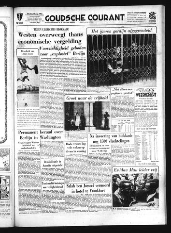 Goudsche Courant 1961-08-15