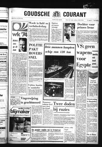 Goudsche Courant 1974-06-24