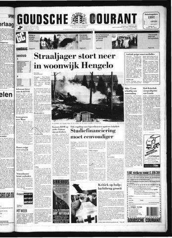 Goudsche Courant 1992-02-11