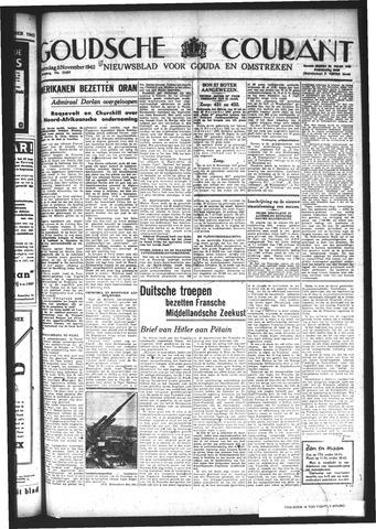 Goudsche Courant 1942-11-11
