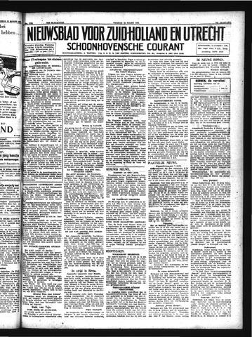 Schoonhovensche Courant 1942-03-13