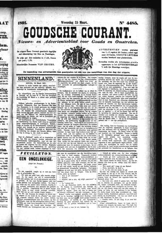 Goudsche Courant 1891-03-25