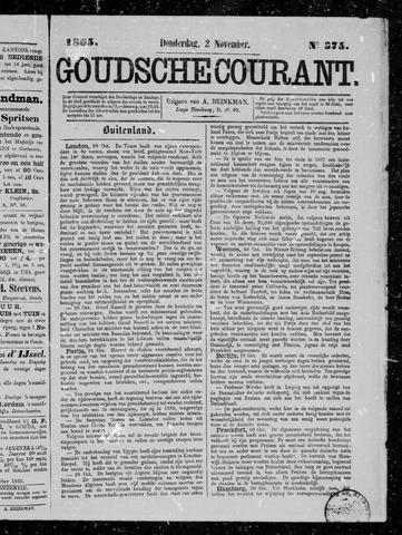 Goudsche Courant 1865-11-02
