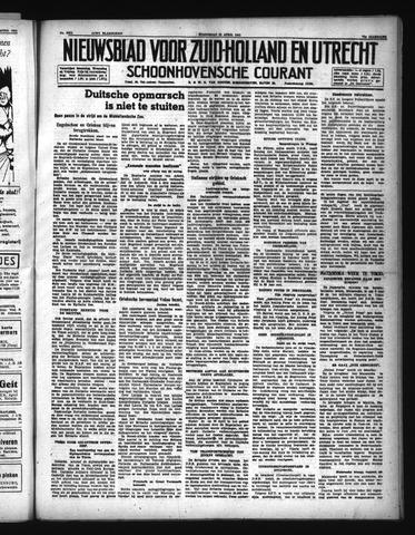 Schoonhovensche Courant 1941-04-23