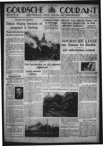 Goudsche Courant 1940-04-20