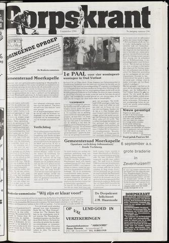 Dorpskrant 1986-09-03