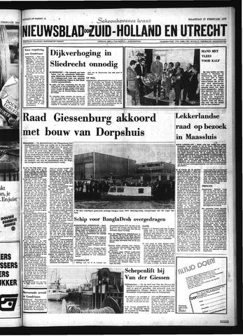 Schoonhovensche Courant 1975-02-17
