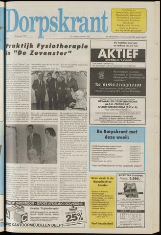 Dorpskrant 1991-01-30