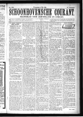 Schoonhovensche Courant 1925-05-06