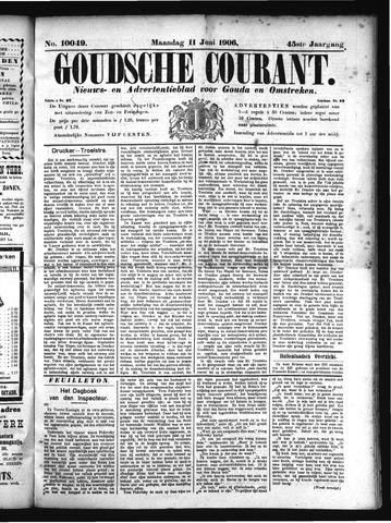 Goudsche Courant 1906-06-11