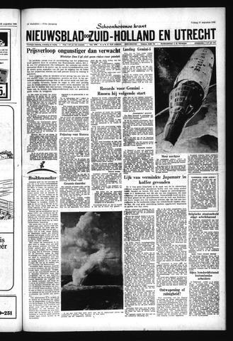 Schoonhovensche Courant 1965-08-27