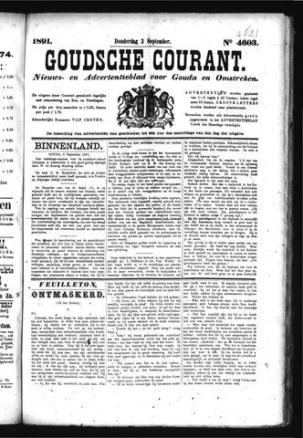 Goudsche Courant 1891-09-03