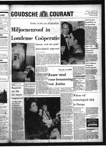 Goudsche Courant 1967-11-14