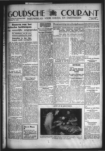Goudsche Courant 1940-10-23