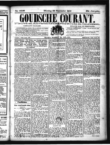Goudsche Courant 1919-11-23