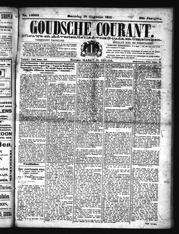 Goudsche Courant 1919-08-18