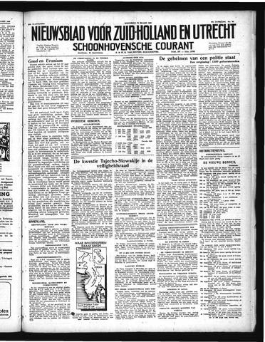 Schoonhovensche Courant 1948-03-24