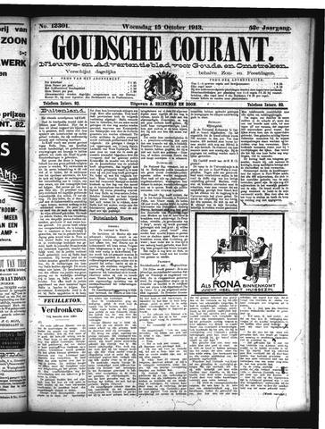 Goudsche Courant 1913-10-15