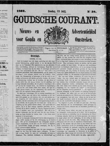 Goudsche Courant 1862-07-13