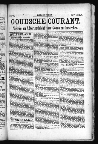 Goudsche Courant 1877-10-28