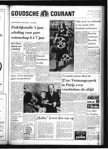 Goudsche Courant 1968-10-24