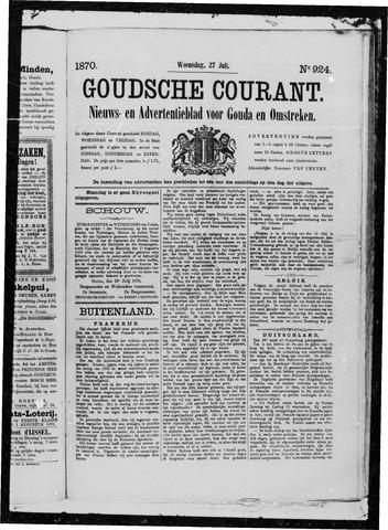 Goudsche Courant 1870-07-27