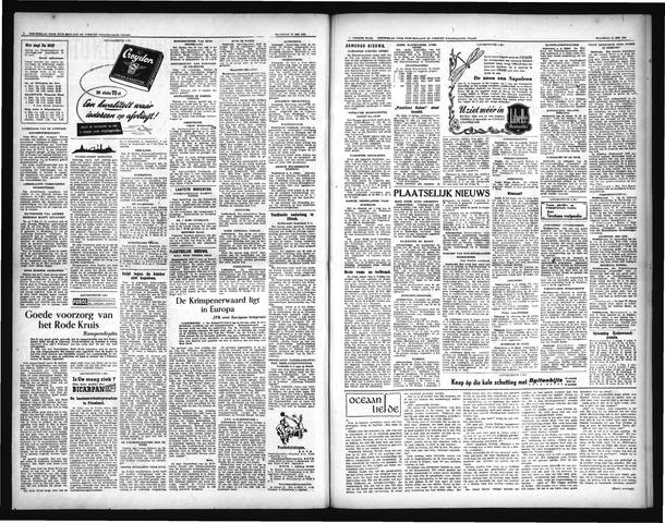 Schoonhovensche Courant 1954-05-31