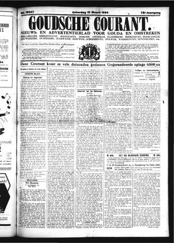 Goudsche Courant 1934-03-10