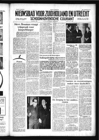 Schoonhovensche Courant 1956-03-09