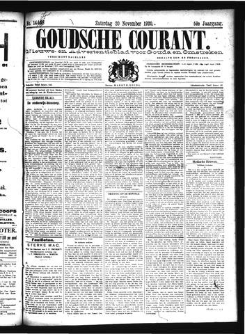 Goudsche Courant 1920-11-20
