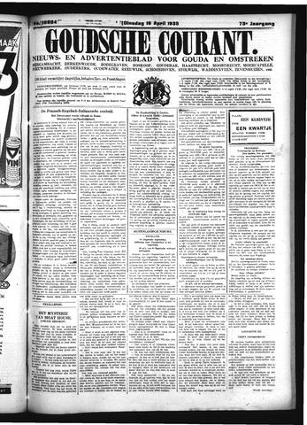 Goudsche Courant 1935-04-16