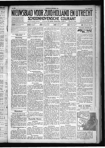 Schoonhovensche Courant 1931-11-23