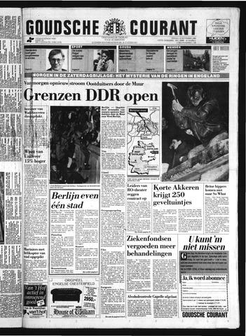 Goudsche Courant 1989-11-10