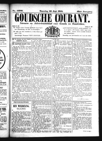 Goudsche Courant 1910-06-20