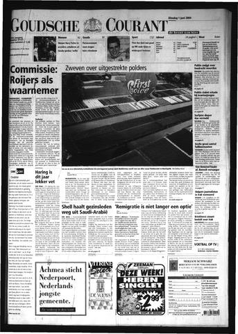 Goudsche Courant 2004-06-01