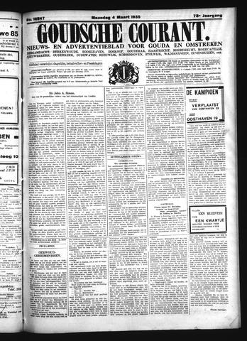Goudsche Courant 1935-03-04