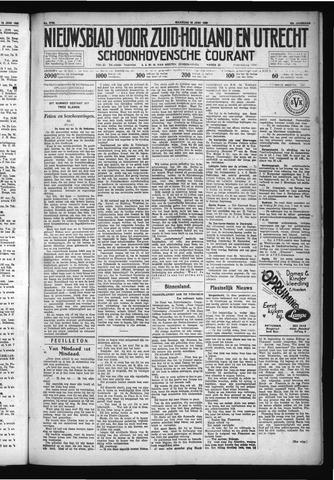 Schoonhovensche Courant 1930-06-16