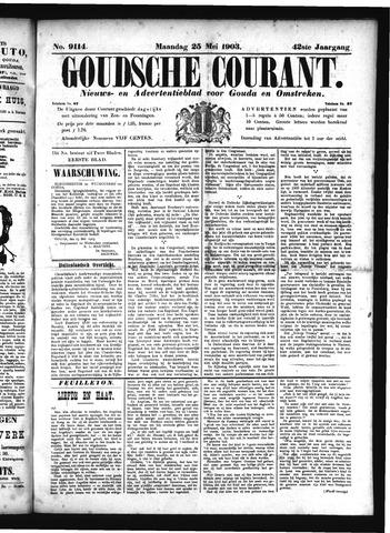 Goudsche Courant 1903-05-25