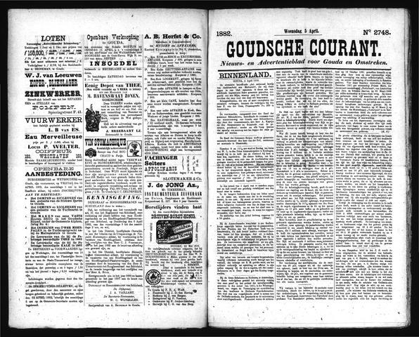Goudsche Courant 1882-04-05