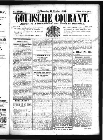 Goudsche Courant 1904-10-10