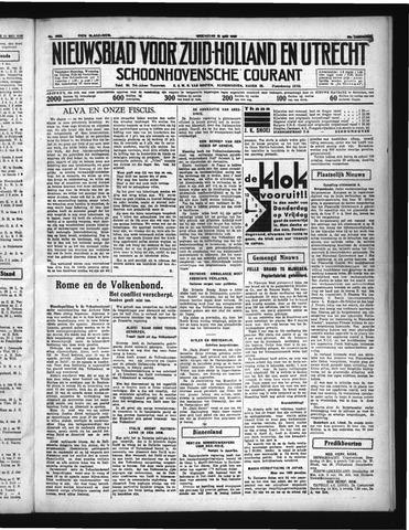 Schoonhovensche Courant 1936-05-13