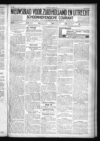 Schoonhovensche Courant 1931-01-30