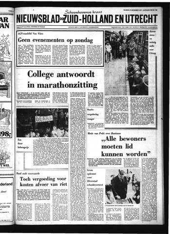 Schoonhovensche Courant 1977-12-19