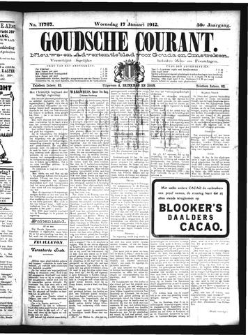 Goudsche Courant 1912-01-17