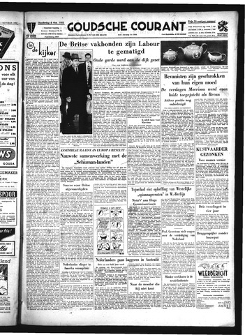 Goudsche Courant 1952-10-02