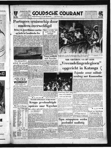 Goudsche Courant 1961-01-24