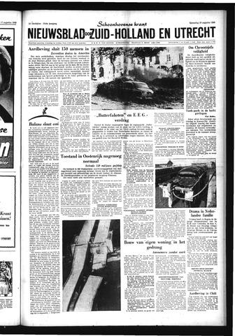 Schoonhovensche Courant 1959-08-19