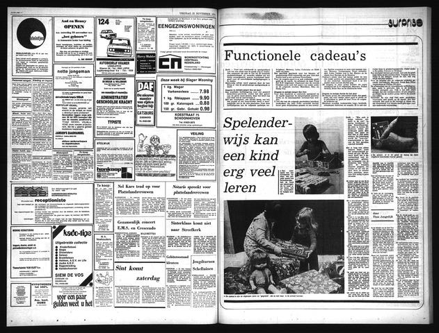 Schoonhovensche Courant 1974-11-23